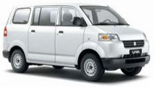 Makassar Car Rental - Suzuki APV